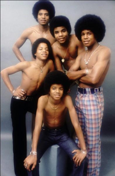 Dans quel groupe Michael Jackson faisait-il partie avant de faire une carrière en solo ?
