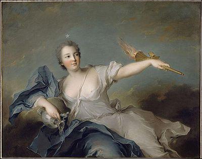 Toutes favorites du roi Louis XV, qui est-elle ?