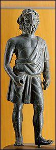 Il est le dieu romain du feu et le patron des forgerons.