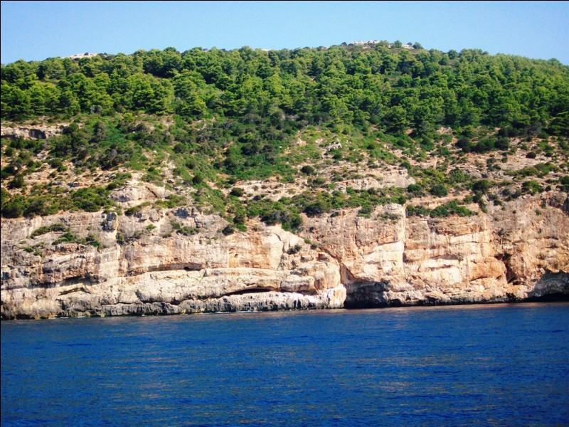 Quelle est cette ville de l'ouest de la Sardaigne, abritant un port industriel et située à l'embouchure du fleuve ci-dessus et au bord d'un vaste golfe auquel elle donne son nom ?