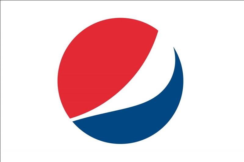 Boisson pétillante. Quelle marque se cache sous ce logo ?