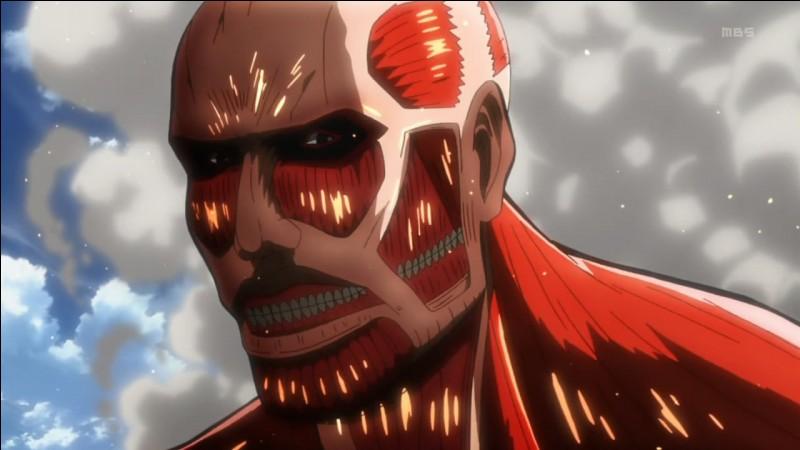 Qui est le titan colossal ?