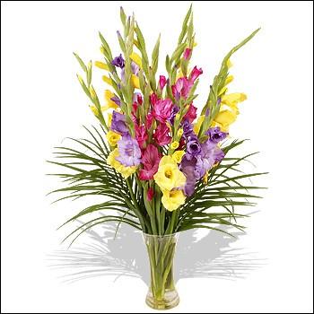 Quelles sont les fleurs de ce superbe bouquet ?