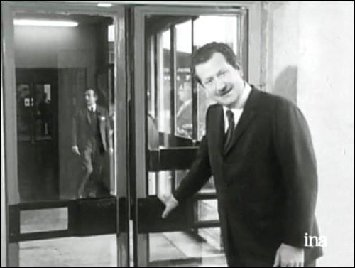 En 1964, à quelle émission Jacques Rouland donne-t-il naissance ?