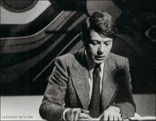 En 1973, qui devient Directeur de l'information, puis présentateur du JT de 20 H ?