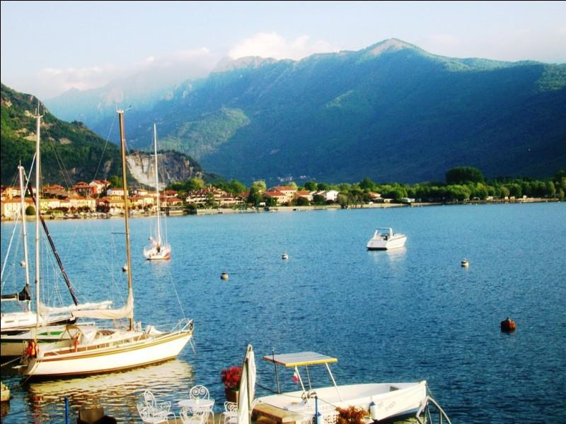 Le lac Majeur est-il le plus grand des lacs italiens ?