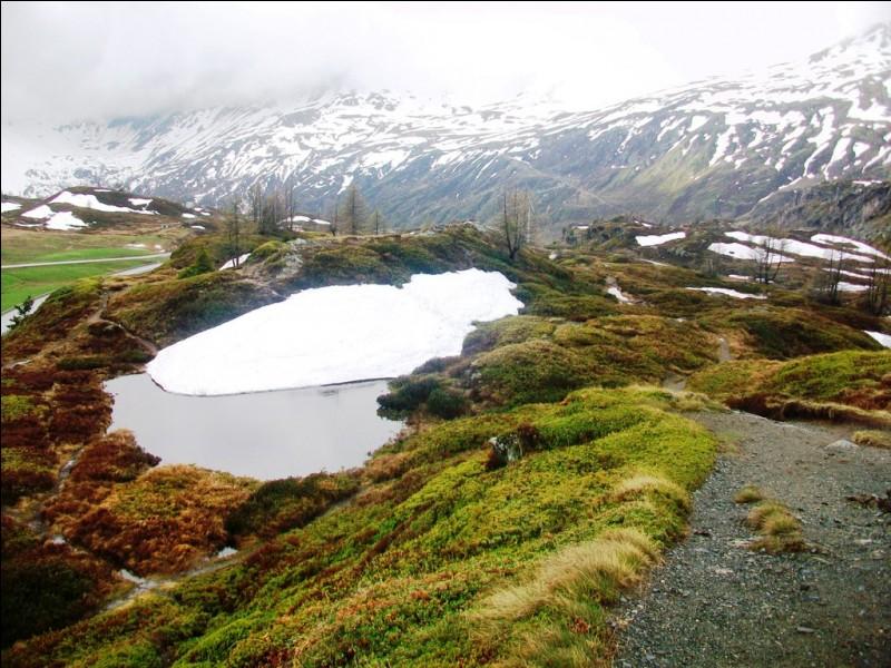 L'essor touristique de cette région doit beaucoup à la construction de la route du col du Simplon traversant les Alpes dans le Valais. Qui est à l'initiative de cette route ?
