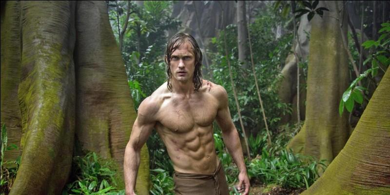 Tout comme Tarzan, je peux voyager d'arbre en arbre à une vitesse incroyable !