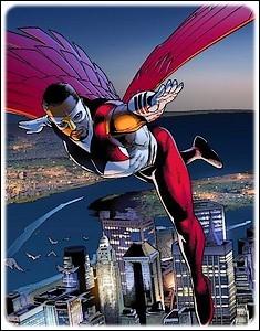 Tout comme ce personnage Marvel, je fends les airs !