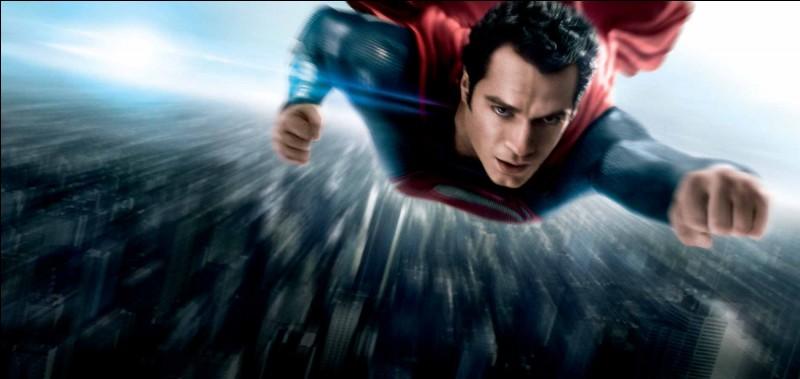 Ce que fait Superman, je le fais aussi, je vole en planant !