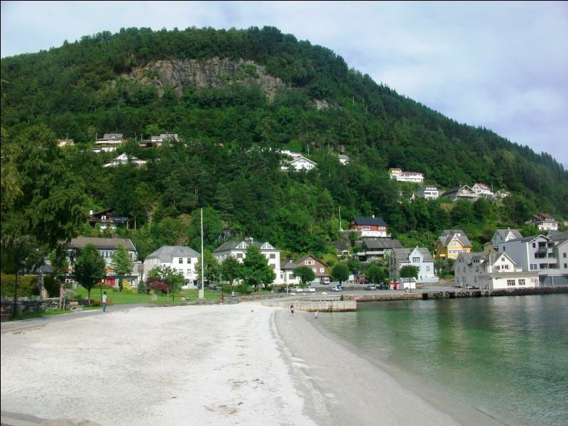 Encore un pays pas très réputé pour ses plages : la Norvège. Celle-ci longe un fjord de la province du Hordaland. La ville principale de cette province est aussi la deuxième ville de Norvège. Quelle est-elle ?