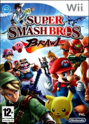 Super Smash Bros. Brawl est sorti en France le...