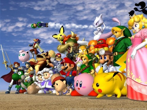 Super Smash Bros. Melee et Brawl