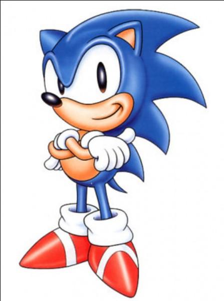 Quel a été le nom du premier personnage avant d'avoir finalement créé celui de Sonic ?