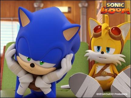 En quelle année est sortie la génération « Sonic Boom » ?