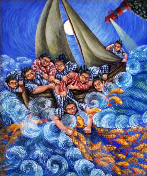 """Qui a écrit """"Les travailleurs de la mer"""" ?"""