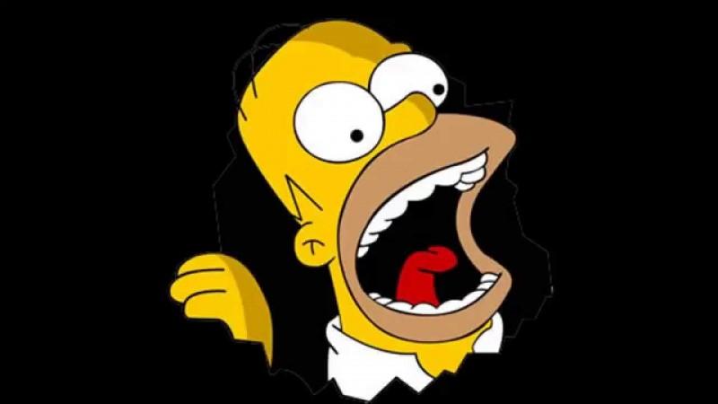 Quel est le gâteau favori d'Homer Simpson ?
