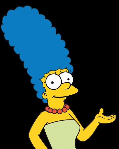 Comment s'appelle la femme d'Homer Simpson ?