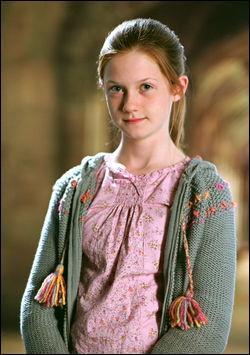 Quelle est la date de naissance de Ginny?