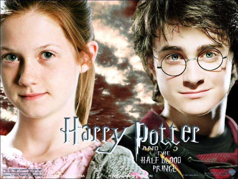 Quizz harry potter ginny weasley quiz harry potter for Dans harry potter comment s appelle le directeur