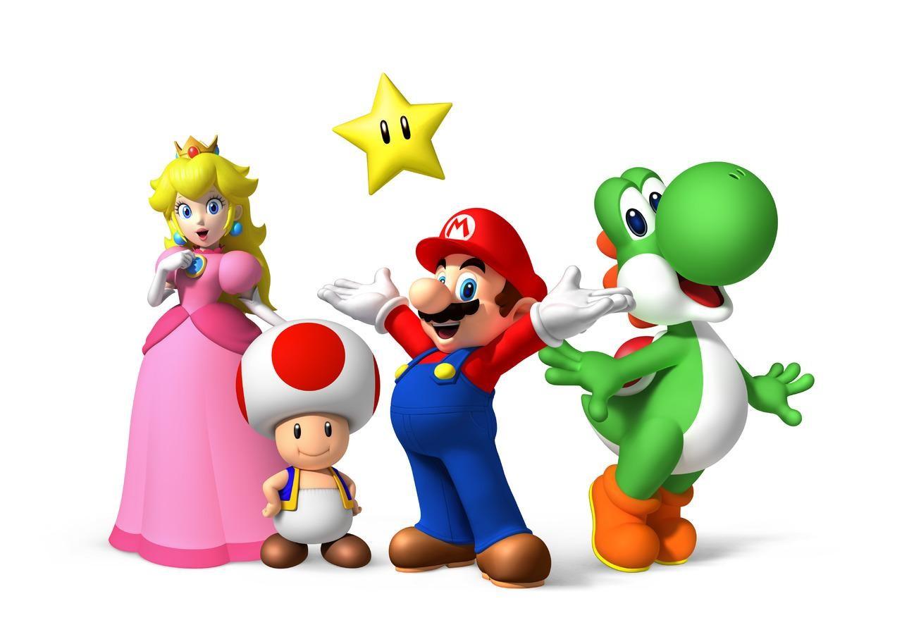Quel personnage 'Mario' es-tu ?
