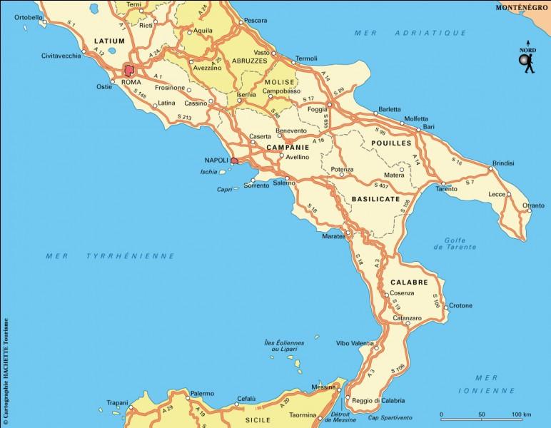 Latina est le nom d'une ville italienne.