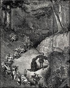 Il était une fois, dans un royaume fort lointain, une reine qui accoucha d'un enfant très laid.