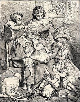 Un bûcheron se plaint de son triste sort, lorsque Jupiter lui apparaît et lui offre de réaliser trois souhaits.