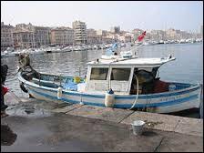 Cette barque de pêche traditionnelle de Méditerranée porte le nom de ...
