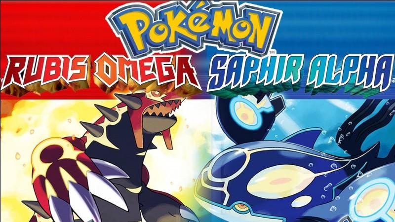 Qui sont les 5 Pokémon légendaires de Hoenn ?