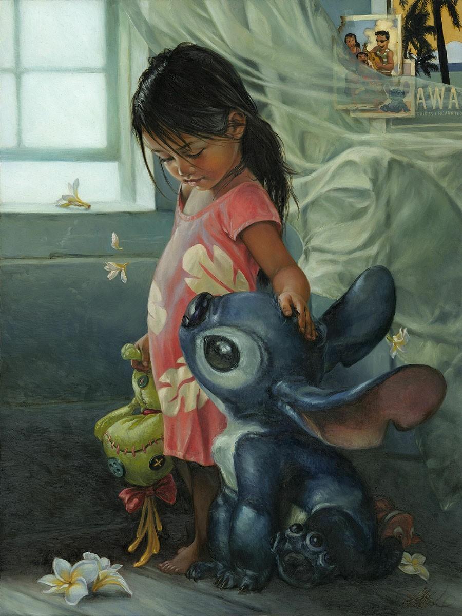 Fan art Disney n°1