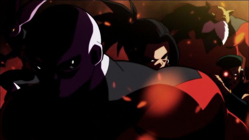 Contre qui se bat Goku après avoir battu Bergamo ?