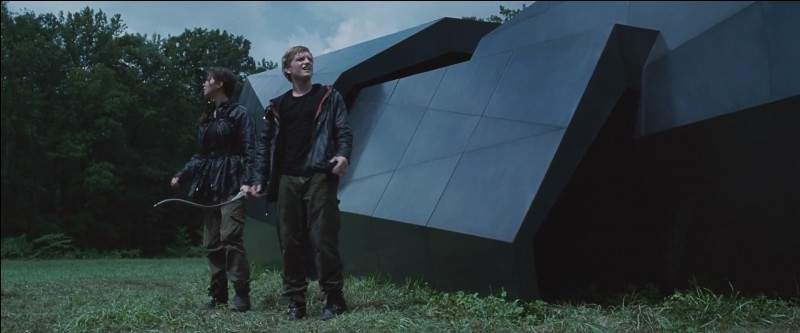 Que se passe-t-il au moment où Katniss et Peeta devaient s'affronter pour qu'il n'en reste qu'un ?