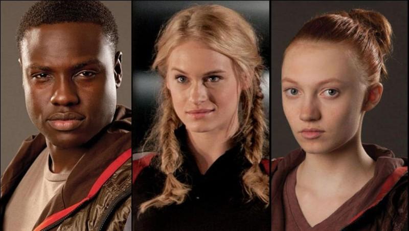 Quel âge ont les participants des Hunger Games ?