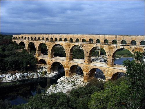Quel est le nom de cet aqueduc ?