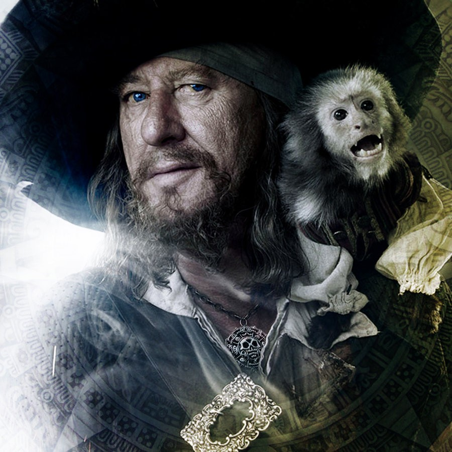 Quizz personnages n°1 : Hector Barbossa