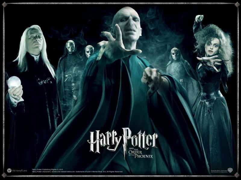 """Dans """"Harry Potter"""" vous préférez :"""
