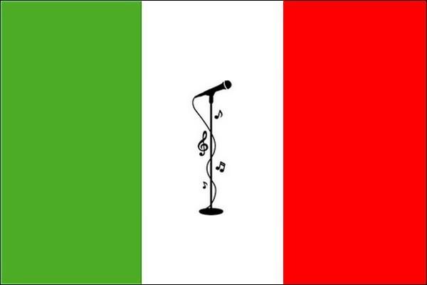 Ils ou elles ont chanté l'Italie