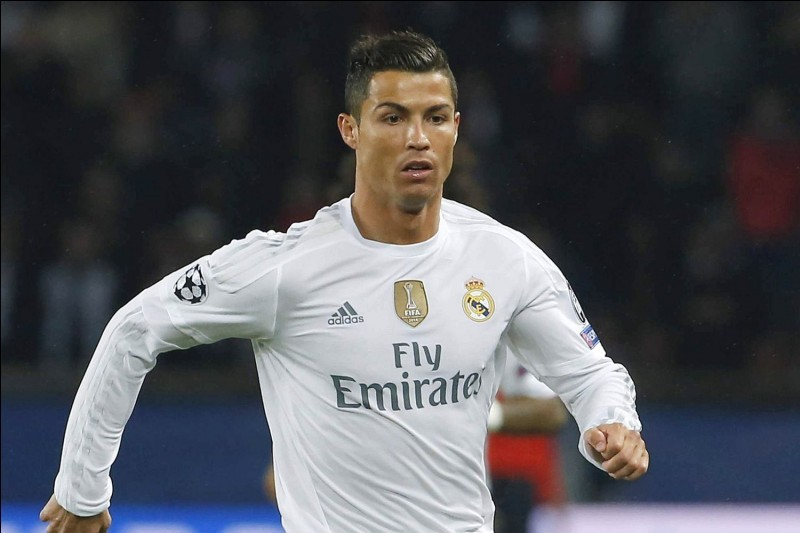 Joueurs du Real Madrid 2017-2018
