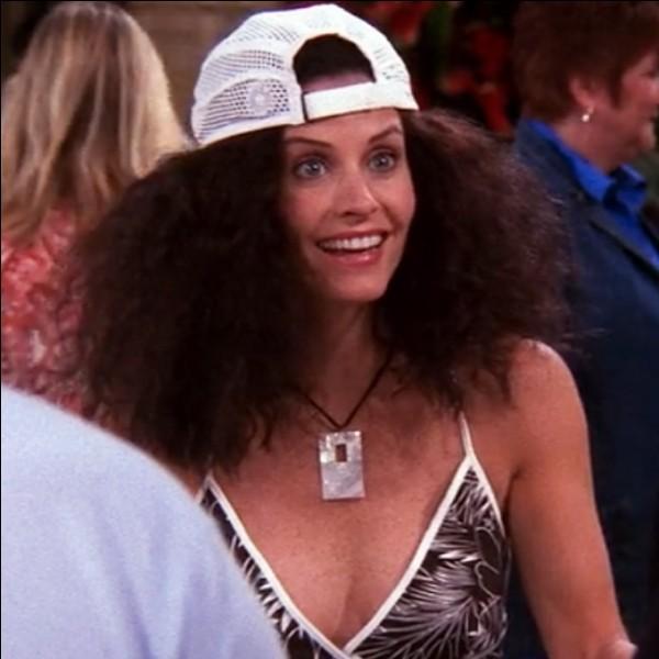 """Dans l'épisode """"Ce qui aurait pu se passer"""", Monica sort toujours avec Chandler, mais à une différence près ..."""