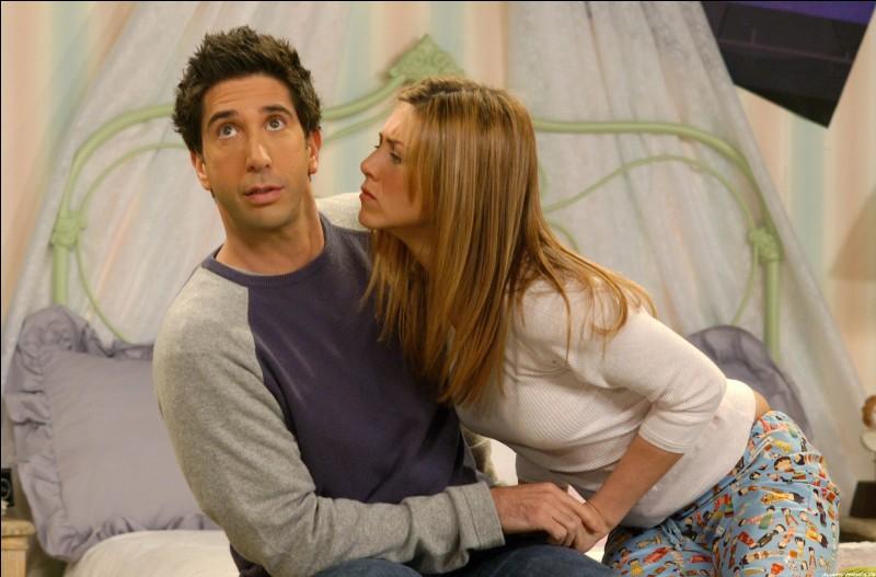 Combien de fois Rachel et Ross sont-ils sortis ensemble ?
