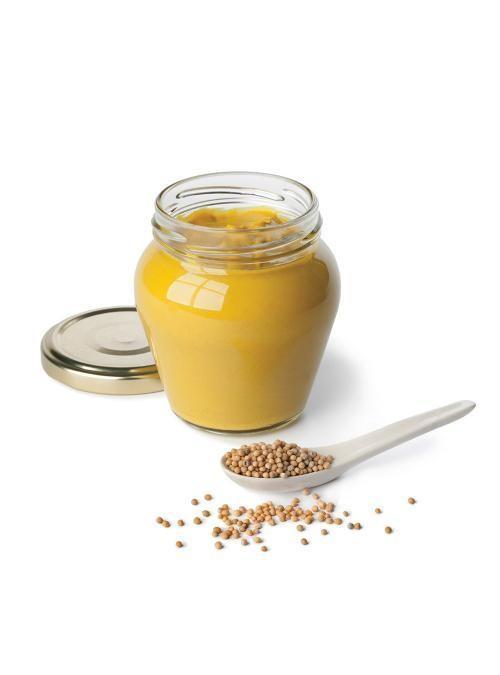 La moutarde me monte au nez!