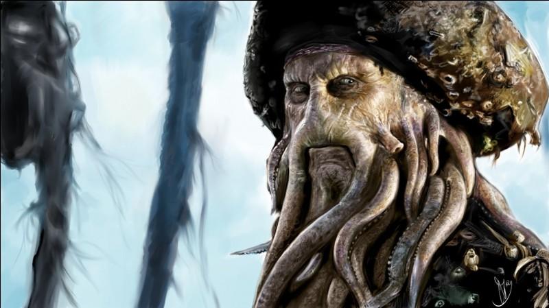 De qui Davy Jones est-il amoureux ?
