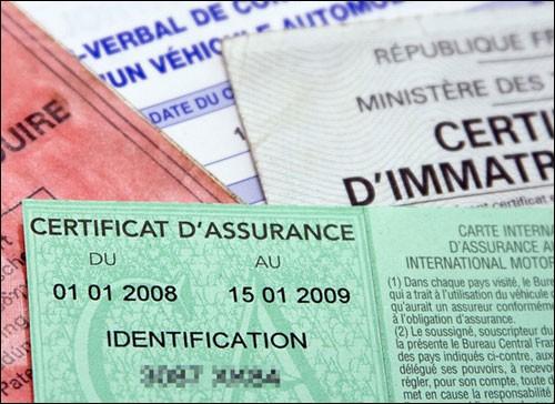 En cas de défaut d'assurance, je risque ...