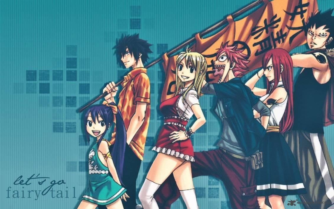 Qui peut être votre petit ami dans le manga 'Fairy Tail' ?