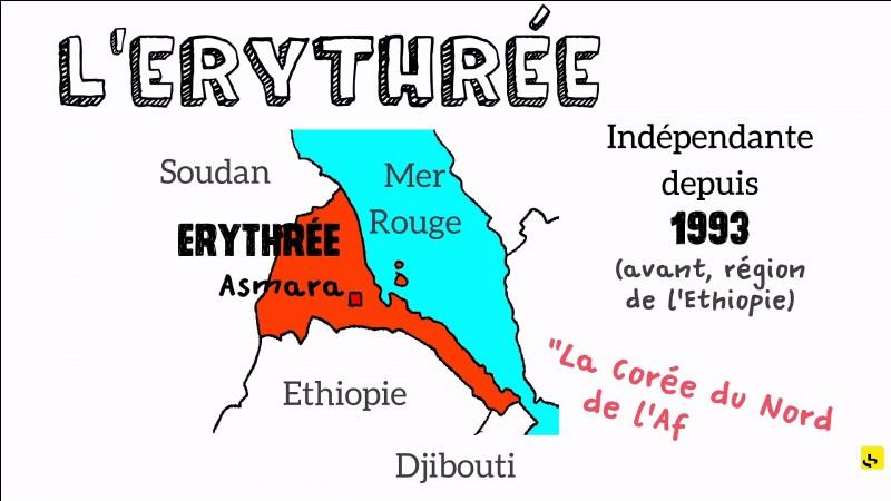 Asmara - À partir de quoi la capitale a-t-elle été fondée ?