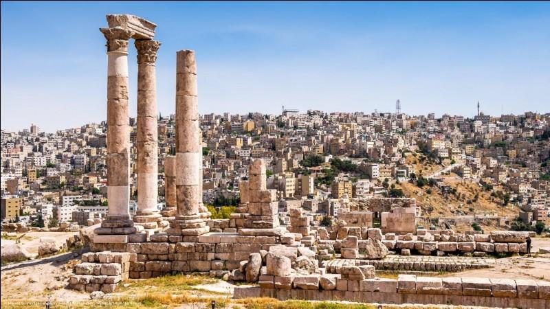 Amman - À quelle époque la capitale portait-elle le nom de Philadelphia ?