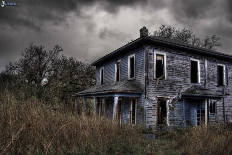 """Il chantait """"Je vis dans une maison sans balcon sans toiture..."""" :"""