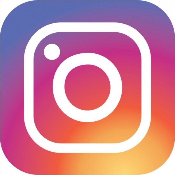 À quel site de partage de photos en ligne ce logo faisant allusion à sa fonction appartient-il ?