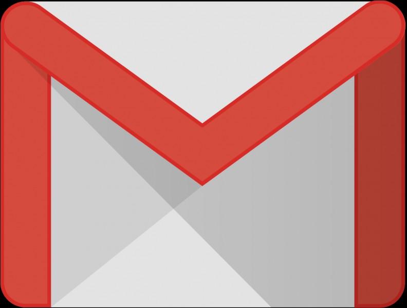 À quelle marque de messagerie électronique ce logo représentant une enveloppe appartient-il ?